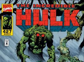 Incredible Hulk (1962) #427 Cover