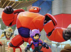 Big Hero 6 Comes to Disney Infinity