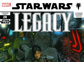 Star Wars: Legacy (2006) #28