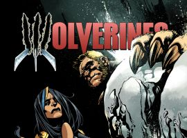 WOLVERINES 20 (WITH DIGITAL CODE)