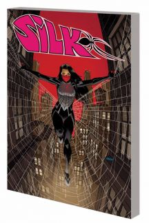 SILK VOL. 0: THE LIFE AND TIMES OF CINDY MOON  (Trade Paperback)