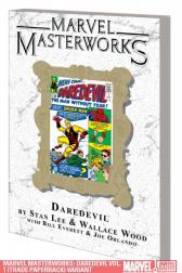 Marvel Masterworks: Daredevil Vol. 1 Variant (Trade Paperback)