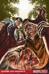 The Stand: Soul Survivors #5 