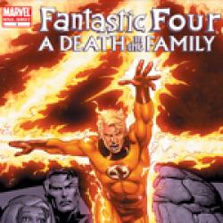 Fantastic Four: A Death in the Family (2006)
