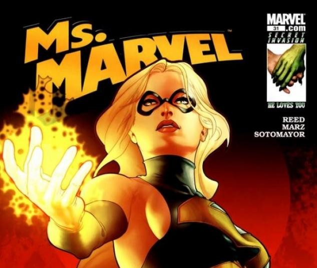 MS. MARVEL #31 (2006)