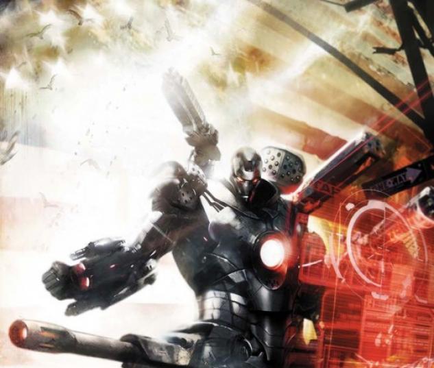 WAR MACHINE #7