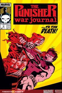 Punisher War Journal #5