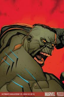Ultimate Wolverine Vs. Hulk #3