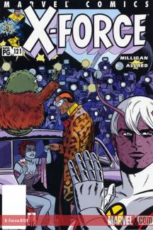 X-Force (1991) #121