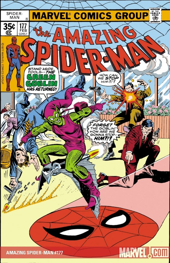 AMAZING SPIDER-MAN #177
