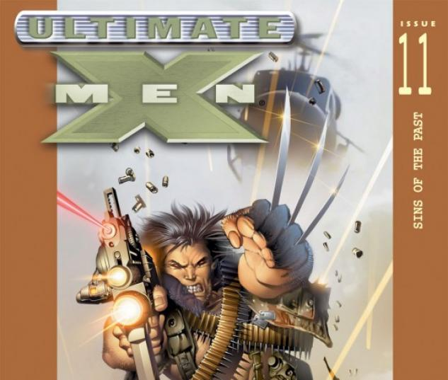 ULTIMATE X-MEN #11