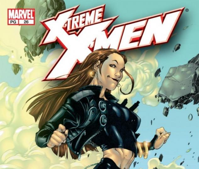 X-TREME X-MEN #26
