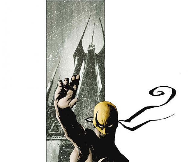 IMMORTAL IRON FIST (2007) #1 COVER