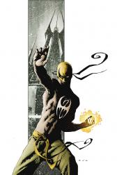 Immortal Iron Fist #1 