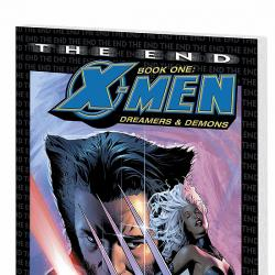 X-MEN: THE END BOOK ONE: DREAMERS &amp; DEMONS COVER
