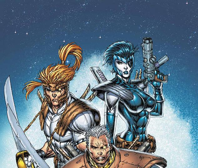 X-FORCE (2005) #6 COVER