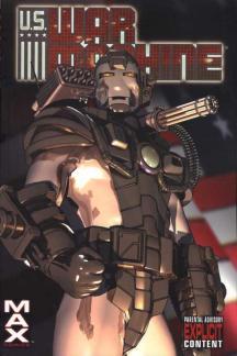 U.S. War Machine Vol. I (Trade Paperback)