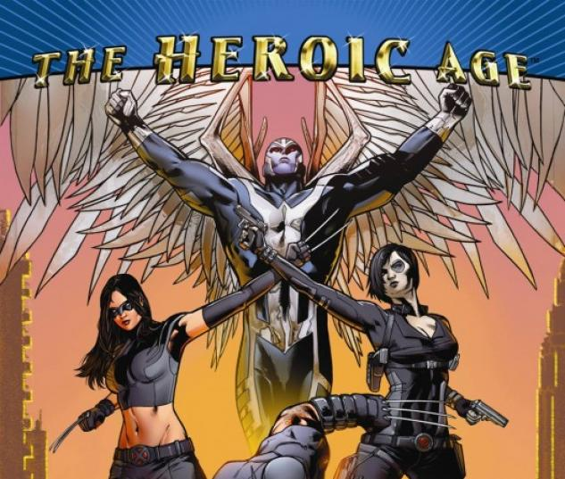 X-Force (2008) #27 (HEROIC AGE VARIANT)