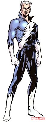 Quicksilver by Phil Jimenez