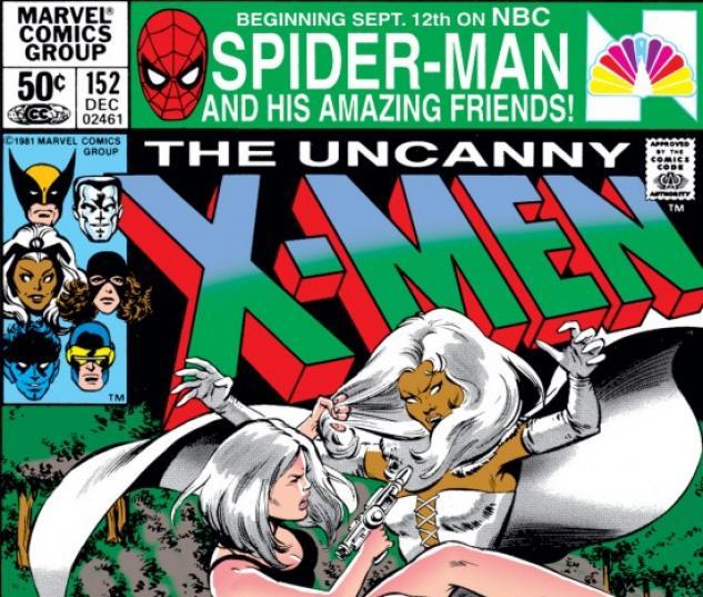 UNCANNY X-MEN #152