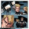 THUNDERSTRIKE #1 (2010) preview art by Ron Frenz 2
