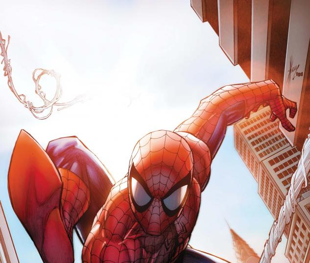 Spider-Man: You're Hired! #1 COVER