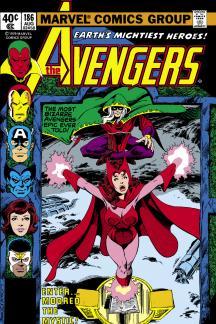 Avengers (1963) #186
