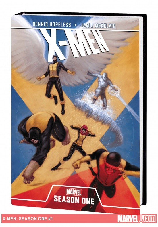 X-Men: Season One