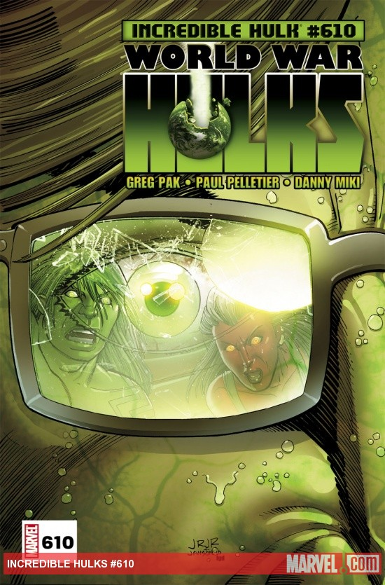 Incredible Hulks (2009) #610