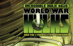 Incredible Hulks (2009) #610