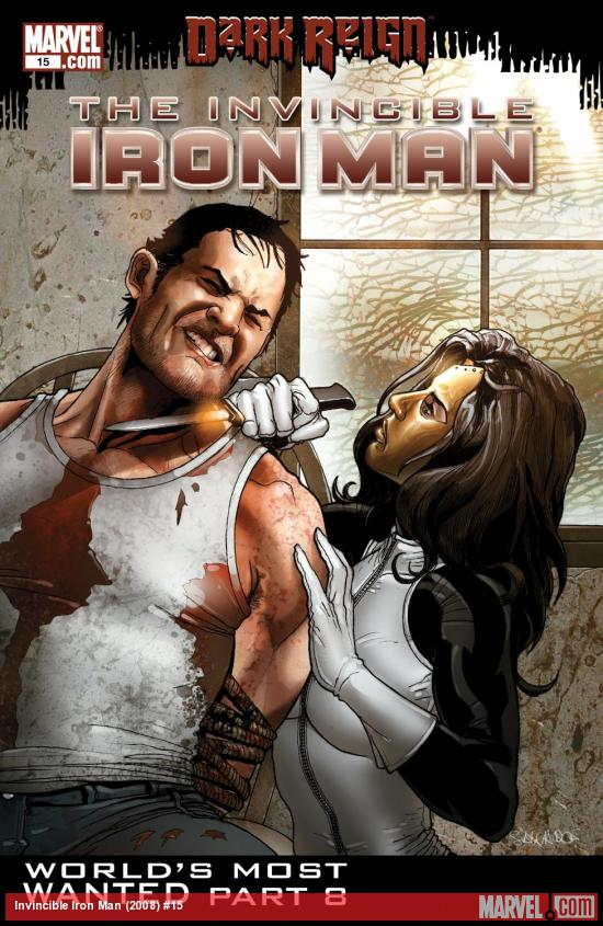 Invincible Iron Man (2008) #15