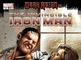 Invincible Iron Man (2008) #15
