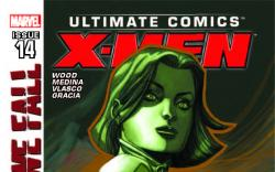 ULTIMATE COMICS X-MEN 14 (WITH DIGITAL CODE)