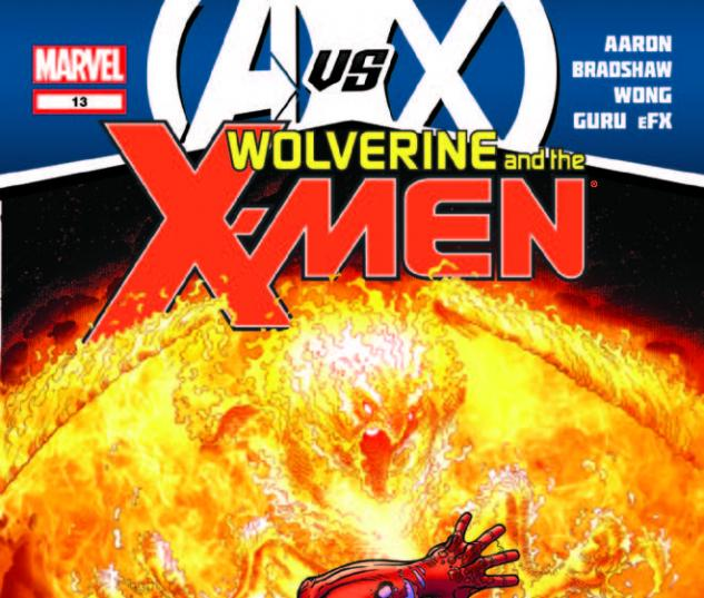 WOLVERINE & THE X-MEN 13 (AVX, WITH DIGITAL CODE)