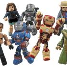 New Iron Man 3 Minimates Revealed