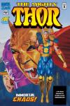 Thor (1966) #482 Cover