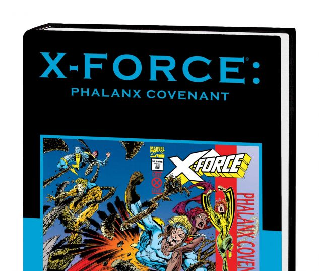 X-FORCE: PHALANX COVENANT PREMIERE HC VARIANT (DM ONLY)
