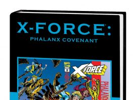 X-FORCE: PHALANX COVENANT PREMIERE HC VARIANT (DM ONLY)
