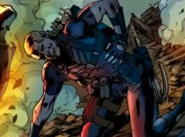 Marvel AR: Art Evolution from Age of Ultron #1