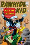 Rawhide Kid (1960) #31 Cover