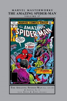 Marvel Masterworks: The Amazing Spider-Man Vol. 17 (Hardcover)