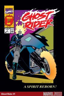 Ghost Rider (1990) #1