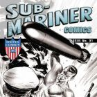 SUB-MARINER COMICS 70TH ANNIVERSARY SPECIAL #1 (SKETCH VARIANT)