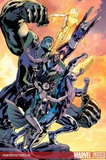 Fantastic Force #1