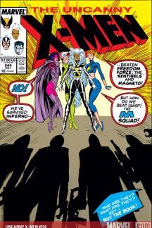 Uncanny X-Men #224