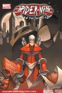 Spider-Man: Legend of Spider Clan #2