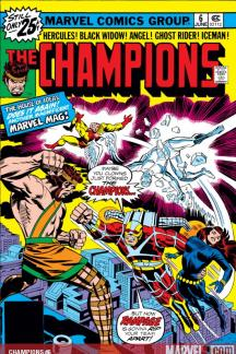 Champions (1975) #6