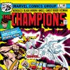 CHAMPIONS #6 COVER
