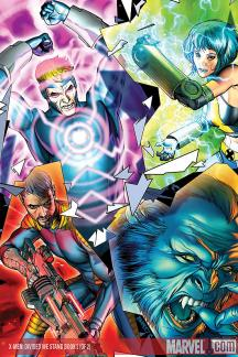 X-Men: Divided We Stand #2