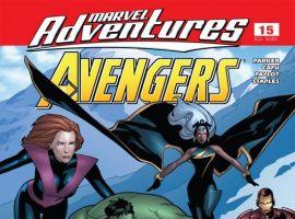 MARVEL ADVENTURES THE AVENGERS #15